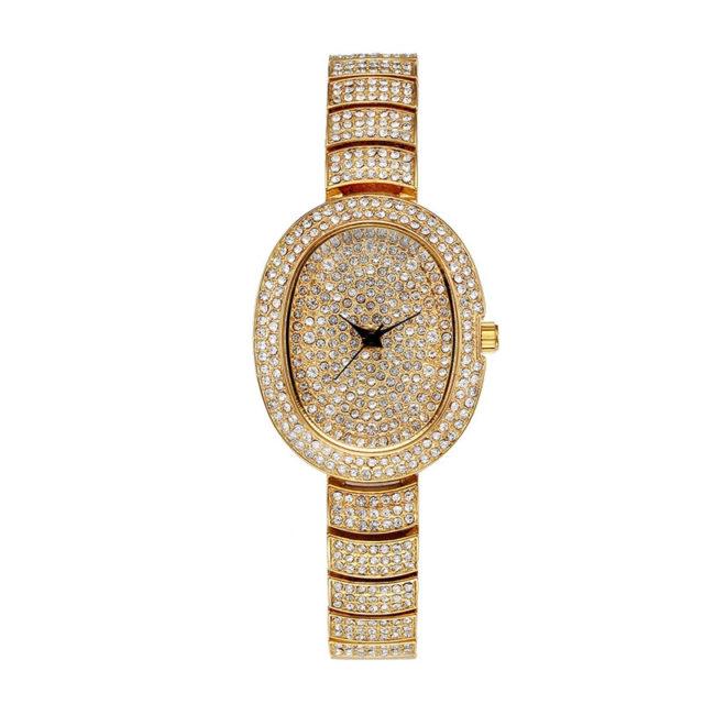 Business Womens Diamond Watch